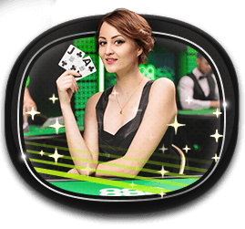 Feature slot in online casino